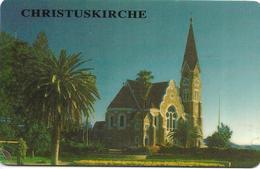 @+ Namibie - N$ 10 - Christuskirche  (NAEI0195...) - Namibie