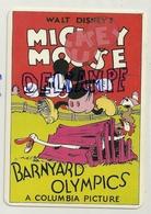 Mickey Mouse. Barnyard Olympics. Mickey Et Ses Amis D 410 - Disneyland