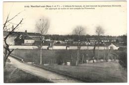 MONTFORT SUR MEU - Abbaye Saint Jacques - France