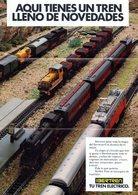 Brochure IBERTREN 1978 Informationblatt HP Hobby Post - En Espagnol - Livres Et Magazines
