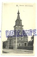 Belgique Waremme. Eglise De Longchamps. NELS Edit. : Papeterie Renkin S.A.M. - Waremme