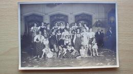 VENETO FOTO D'EPOCA BORCA SAN VITO AMPEZZO SAN VITO 1927 FESTA AMPEZZANA DOLOMITI   MISURA CM. 17x12 - Foto