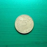 5 Centimes Münze Aus Frankreich Von 1966 (sehr Schön) II - C. 5 Centimes