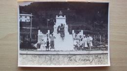 VENETO FOTO D'EPOCA VALLE DI CADORE BELLUNO 1929  MISURA CM. 17x12 - Foto