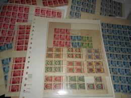 Algerie Collection , 430 Timbres Neufs Blasons Tout Etats - Algerije (1924-1962)