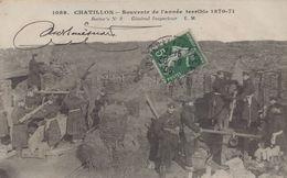 Châtillon : Souvenir De L'Année Terrible 1870-1871 - Batterie N°2 Général Inspecteur - Châtillon