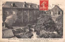 BERCK PLAGE - Maison Notre-Dame - Pension De Famille - Le Jardin - Berck
