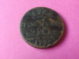 10 Tornesi 1798 - Monete Regionali