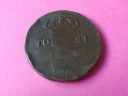 10 Tornesi 1819 - Monete Regionali