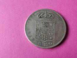 120 Grana 1855 - Monete Regionali