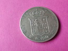 120 Grana 1856 - Monete Regionali