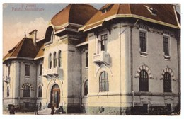 Romania Piatra Neamt Palatul Administrativ - Rumänien