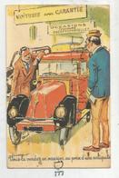 """Voitures Sous Garantie. Renault 1920 (?). Client étonné:"""" Vous La Vendez En Occasion ..."""" Paul Onduet - Humour"""