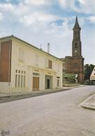 Meauzac - Le Foyer , La Mairie Et L'église - France