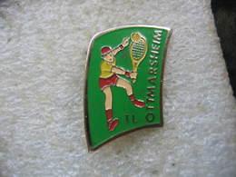 Pin's Club De Tennis TL Ottmarsheim (Dépt 68) - Tennis