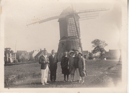Windmolen - 1955 - Geanimeerd - Te Situeren - Moulin à Vent - à Situer - Foto 9 X 12 Cm - Andere