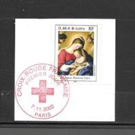 3531  OBL Y & T  LE Sommeil De L'enfant Jésus    Cachet Paris  « Oblitération Premier Jour » 15B/58 - France