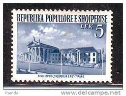 ALBANIE / SHQIPENIA. 1957 Mino 544 MNH ** - Albanien