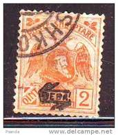 ALBANIE / SHQIPENIA. 1922 Mino 82     Used - Albanien