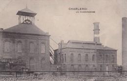 Charleroi  Un Charbonnage - Charleroi