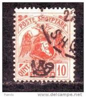 Albania 1922 Mino 78  L - Albanien