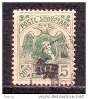 Albania 1922 Mino 77  Ll - Albanien