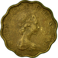 Monnaie, Hong Kong, Elizabeth II, 20 Cents, 1978, TB+, Nickel-brass, KM:36 - Hong Kong