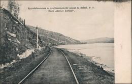 Baikalsk Байка́льск Кругобайкальская ж. д. Baikal 1911 - Russland