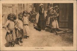 Pinsk Пінск Pinsker Typen - Mädchen 1917 - Weißrussland