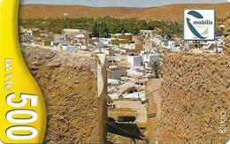 @+ Algerie - Mobilis 500 - Biskra - 31/12/08 - Algeria