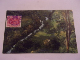 COSTA RICA / STAMPS/ VOYAGEE TIMBREE 1932 REVENTAZON  RIVER FROM NORTHERN  RY - Costa Rica