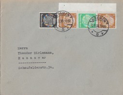 DR Brief Mif Minr.512,S128 Bremen 17.2.38 - Briefe U. Dokumente