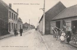 Marchelepot/80/ Rue De La Poste/ Réf:fm1245 - Autres Communes