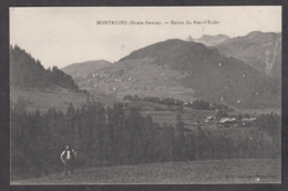 102602/ MONTRIOND, Pointe Du Roc D'Enfer - France