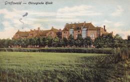Greifswald * Chirurgische Klinik, Stadtteil * AK220 - Greifswald