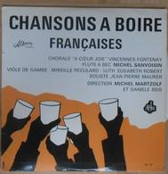 Chansons à Boire Françaises - Album 33T - Humour, Cabaret
