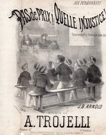 Chansonnette Comique Avec Parlé-musique A.Trojelli - Non Classés