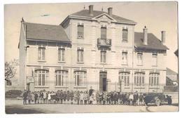 Carte Photo-Ecole Anno 1914-1923N. 52 Bis,Briey à 10km8 Et Longwy à 50km 5- Labry? - Ohne Zuordnung