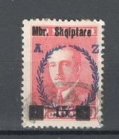 1929 - Albania - Albanien