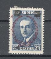 1929 - Albania - Albania