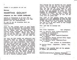 Martha Gouwy (1907-1982) - Images Religieuses