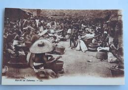C. P. A. : Benin, Dahomey : Marché - Benin