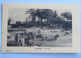 C. P. A. : Benin, Dahomey : Coin D'eau - Benin