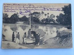 C. P. A. : Benin, Dahomey ( Moyen Niger) : Sur Le Niger, Animé, En 1923 - Benin