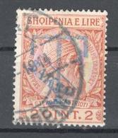 Albania  1914Takse 1b - Albanien