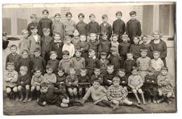 Carte-Photo-Ecole  1930 à Briey - Briey