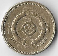 United Kingdom 2001 £1 [C414/1D] - 1971-… : Decimal Coins