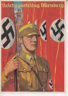 Reichsparteitag NURNBERG - - Illustrateur Borr Meister -  Oblitération - Nürnberg
