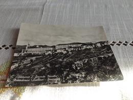 CARTOLINA SANTUARIO SAN GERARDO MAIELLA-MATERDOMINI (AVELLINO) PANORAMA-VIAGG.1959 - Avellino