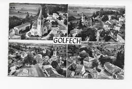 82   GOLFECH       MULTIVUES   BON ETAT     2 SCANS - France